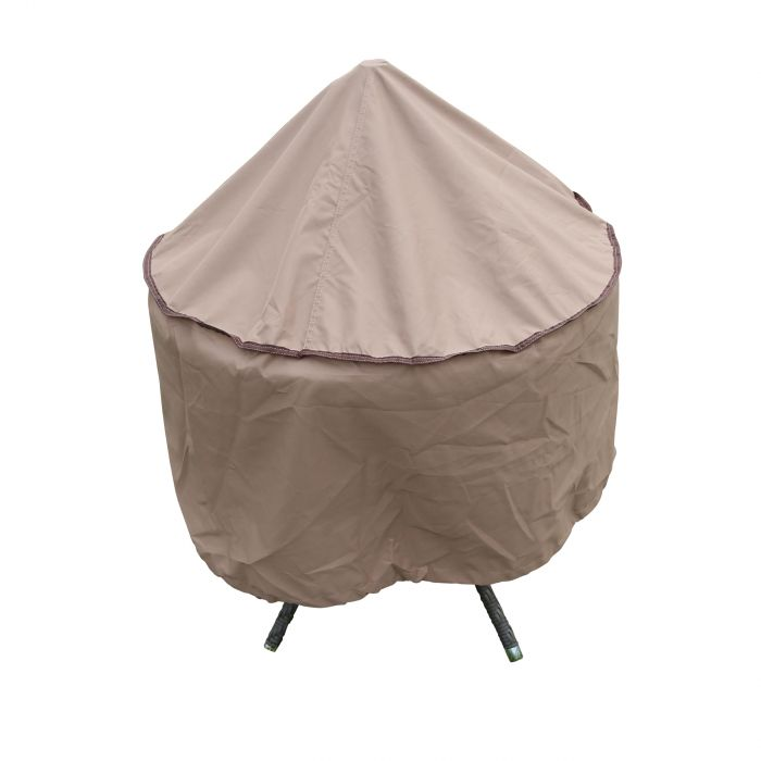 True Shade Plus Portable Round Fire Pit Cover