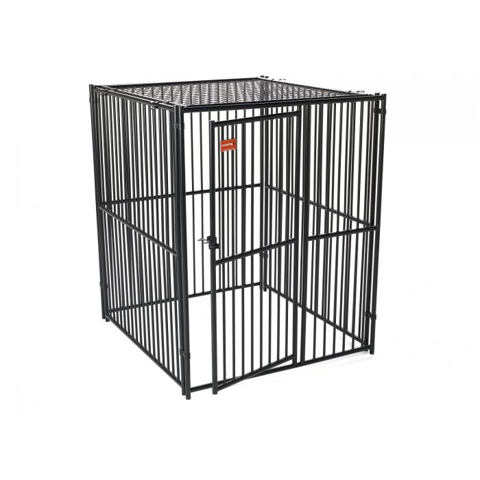 Lucky Dog® Euro Style Kennel with Predator Top